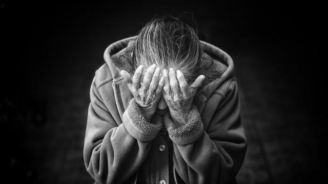 Studie: Alte Menschen häufig psychisch krank